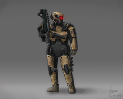 future Soldier Design by nobody00000000