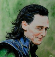 Loki by Nastyfoxy