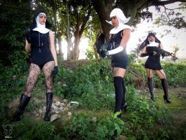 Hitman: Absolution Cosplay Session 20 by Bahamut-Eternal
