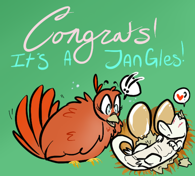 Its a Jangles  by Caryin