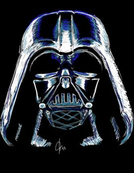 Lord Vader by jcastick