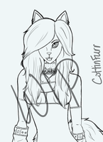 Jadeh IMVU Profile Pic WIP by CottinFurr