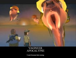 The Vagineer Apocalypse by Garret-07