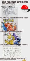 Pokemon Meme II by Dragonmistral