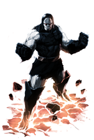 Darkseid by naratani
