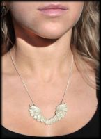 My Guardian Angel 2 with Model by NeverlandJewelry