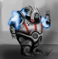 I am a biotic god! by wasteofspace95