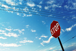Stop Sign by Maikure