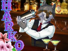 CMS: Harko the Bartender by T0xicEye