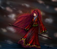 MM - Wudan Witch by Athyra