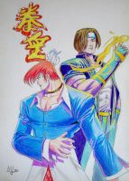 King of Fighters 96 by MLBOA