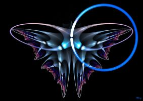 Ringtooth Butterfly by sequential