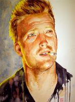 Josh Homme by Mad-Margaret