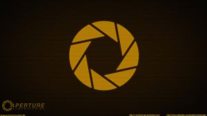 Aperture labs wallpaper 2 by R-evolution-GFX