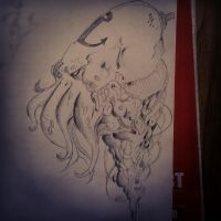 Octo Doodle by Commoner32