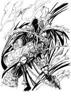 Spawn Quickie by cheetor182