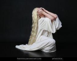 Crimson Peak - Sitting Pose Stock Resource 29 by faestock