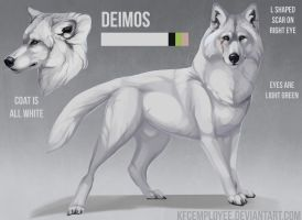 Deimos' reference by KFCemployee
