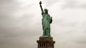 Statue of Liberty by kn0tme