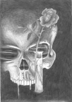 Scull by oO-VampArt-Oo