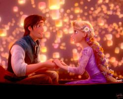 Tangled: June. 29. 2012 by PracticallyUseless