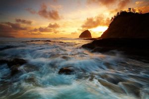 Cape Kiwanda, VI by coulombic
