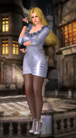 Helena Douglas(Dress) Dead or Alive 5 Last Round by XKamsonX