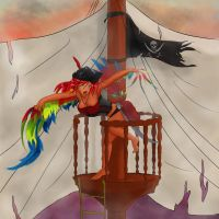 Pirate girl by Nymic-Tf