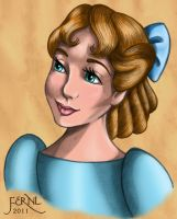 WENDY DARLING COLOR by FERNL