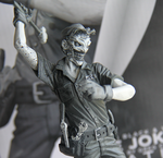 New 52 Joker Black and White Statue by Peppertography