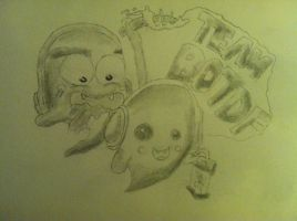 Team BOTDF. by NotSoCuteAndFuzzy