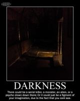 Darkness -demotivation- by Dragunov-EX
