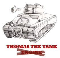 Thomas the Tank by Epifex
