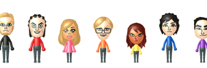 TDG: Mii Mods by Royal-Jelliefish