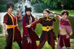 Fire Nation by TitanesqueCosplay