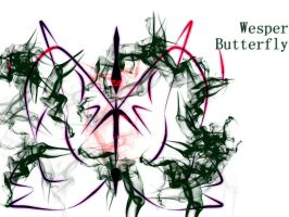 Wesper Butterfly by jahxter