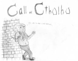 Call of Cthulhu by Zegaroth