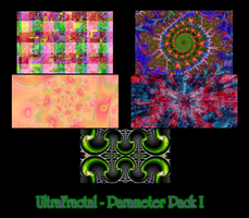 UltraFractal Parameter Pack I by Leichenengel