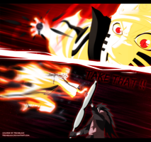 Naruto 601 - TAKE THAT !! by Tremblax
