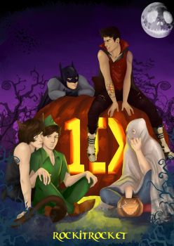 1D Halloween by Laurir