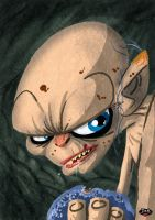 GOLLUM by themico