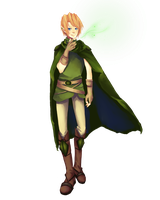 TLoZ Green Hero by Haydiekins