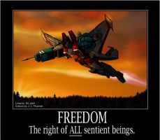 Freedom - dcjosh: Motivational by Sunstars
