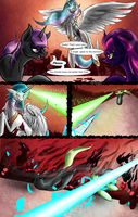 Apocalyponies - Prologue - Scene 1 - Page 11 by AgentesinRebus