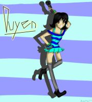 Duyen Shopping Outfit Request by Purpl3Surreal