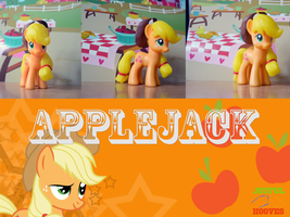 Applejack#1 by JoyfulHooves