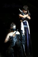 Assassin and Thief by Nikkilyss