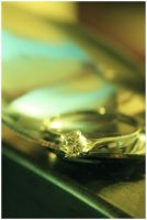 My Engagement ring II by Olivares