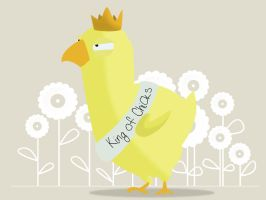 King of Chicks by TortueTruc