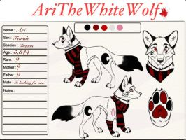 ~Ari ref 2013~ by never-gr0wing-up